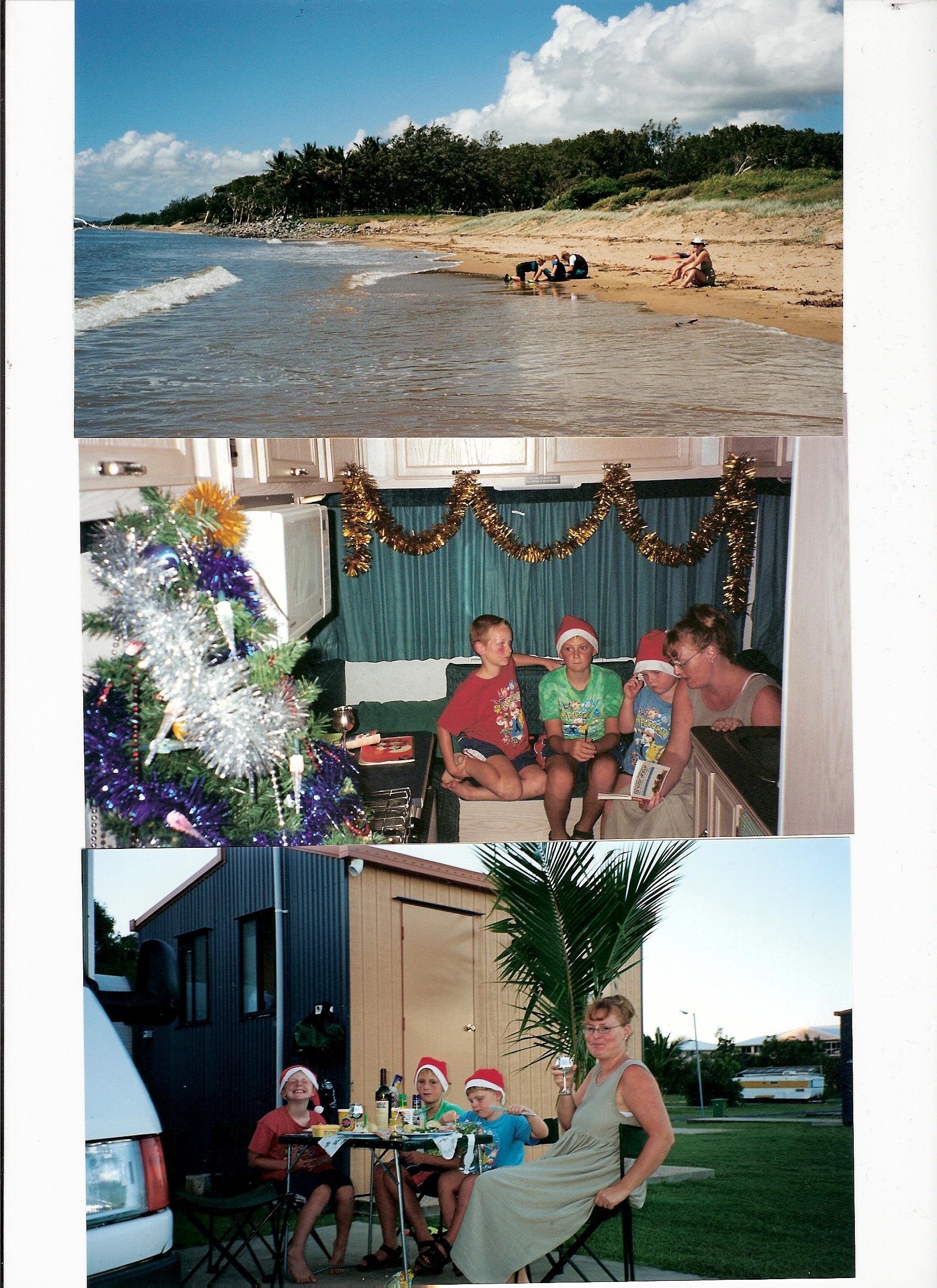 Jul i Australien 2000